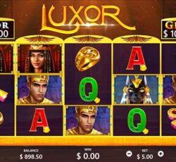 เกมส์สล็อต Luxor SLOT SBOBET